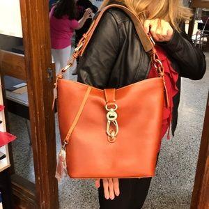 Dooney & Bourke Toscana Lily Bucket bag